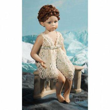Babette фарфоровая статуэтка h 19cm