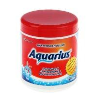 Пятновыводитель aquarius oxi для цветного белья, 400 гр