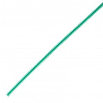 Проволока подвязочная, 25 см, набор 100 шт., зелёная