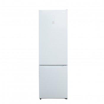 Холодильник willmark rfn-468dnfw, класс а++, 350 л, дисплей, перенавешивае