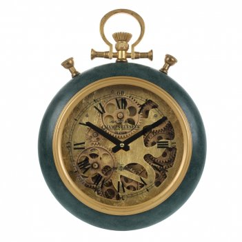 Изделие декоративное часы, l28 w6 h38 см