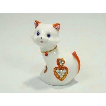 Фигурка кошка всота=7 см.(кор-144шт)