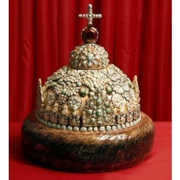 Подарочный штоф шапка мономаха 3 л