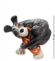 Pr-ruf03 статуэтка собака (just go! rufus. parastone)