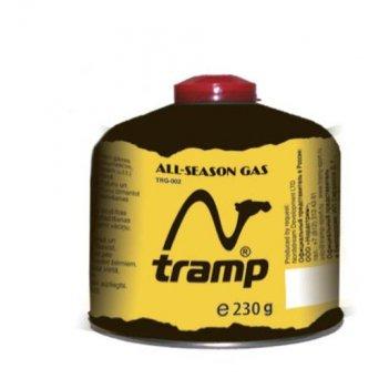 Газовый баллон 230г (tramp) (24 в уп)