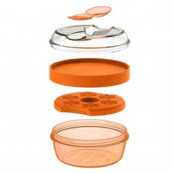Ланч-бокс с охлаждающим элементом n'ice cup™ оранжевый