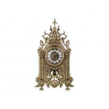 Часы каминные 12*26 см.высота=46 см.диаметр циферб...