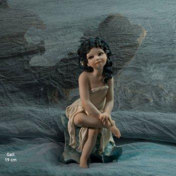 Gail (ondine 7) фарфоровая статуэтка h 19cm