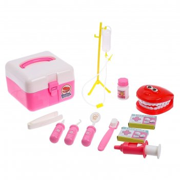 Набор стоматолога дент в чемоданчике 2971962