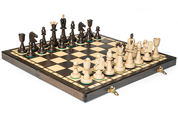 Шахматы аси 115 42х42см польша