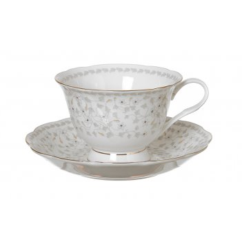 Чайный набор на 1 персону 2 пр.250 мл.