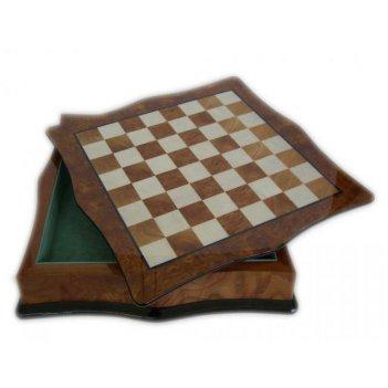 It402 scatola dama sag шахматная доска 36*36
