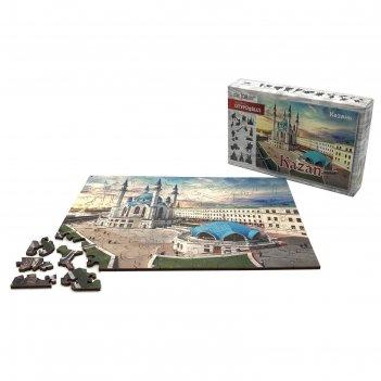 Пазл citypuzzles казань арт.8295