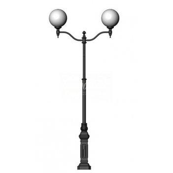 Фонарный столб с-05-2 со светильниками