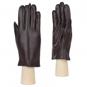 Перчатки мужские, натуральная кожа (размер 8.5) шоколадный