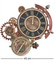 Ws-914 статуэтка-часы в стиле стимпанк астролябия