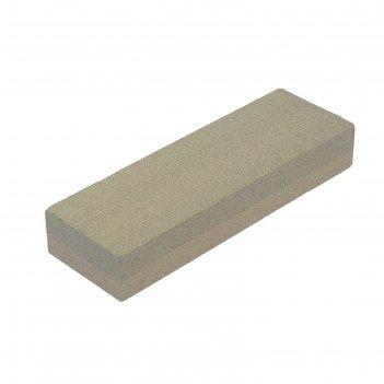 Брусок абразивный on 19-01-002, двусторонний, р120/240, 150 мм