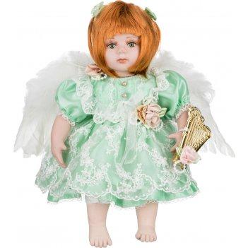 Кукла  ангелочек - лёля  высота=31 см