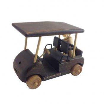 Фигурка декоративная автомобиль, l15 w8 h11,5 см