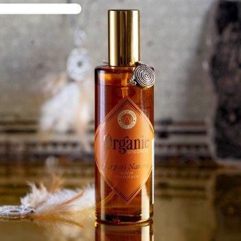 Освежитель воздуха organic спрей 100 мл nagpuri orange