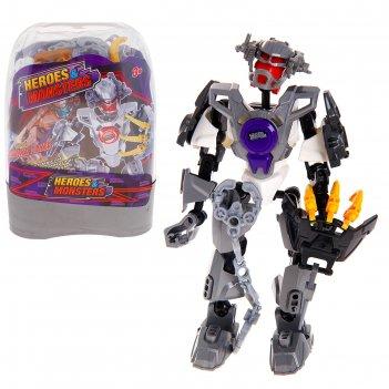 Конструктор-робот герой dvulikiy aker