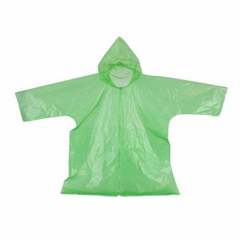 Плащ - дождевик детский серии стандарт, микс цветов camping palisad