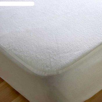 Наматрасник comfort непромокаемый, размер 160х180 см, высота 30 см