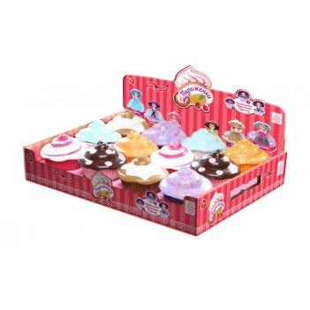 Куклы-пироженки, 15 см, ароматные