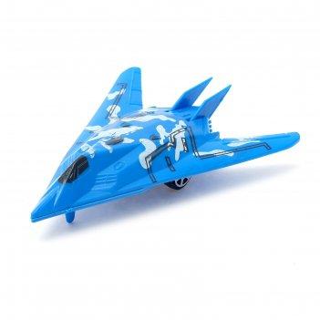 Самолет инерционный истребитель, микс