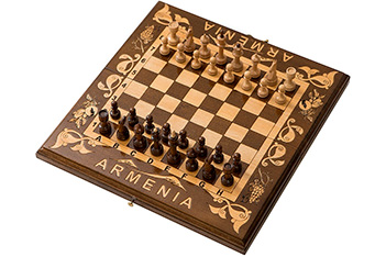 Шахматы резные деметра 30, haleyan 31х31см