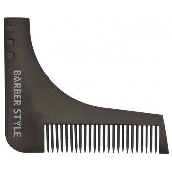 Расчёска co-007 для моделирования бороды 9,5х11см