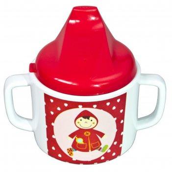 Поильник ebulobo «красная шапочка»