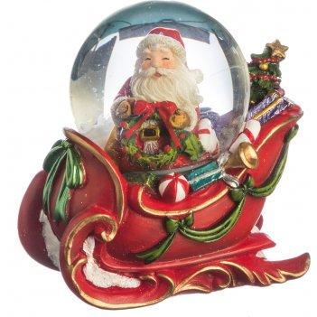 Фигурка новогодний шар диаметр=4 5 см.5*7,5*7,5 ...