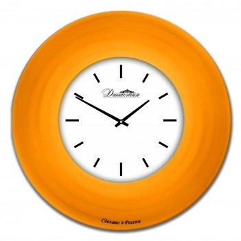 Настенные часы из стекла династия 01-035