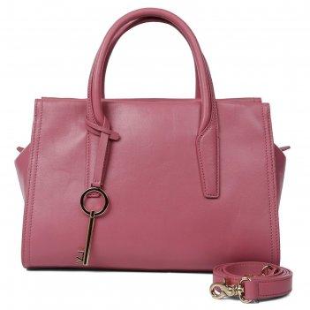 Сумка leo ventoni 23004528-d.pink розовый