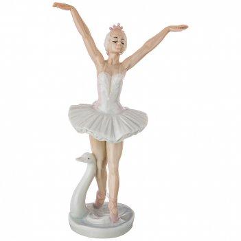 Статуэтка балерина 11*7 см высота=19 см (кор=18шт.)