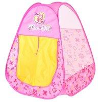Игровая палатка принцесса, цвет розовый