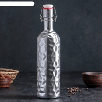 Бутылка для масла «матэо» 1,2 л, 8,5x33,5 см