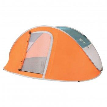 Палатка nucamp 4-местная 240х210х100 см (68006)