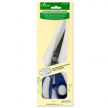 Ножницы для пэчворка (бол.) clover
