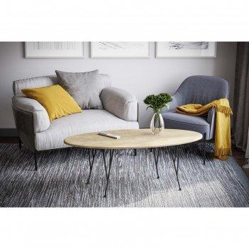 Стол журнальный «лонк», 1200 x 550 x 450 мм, цвет дуб сонома