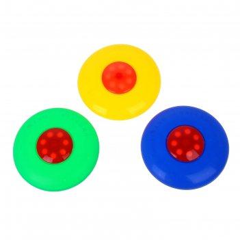 Бумеранг круглый, цвета микс