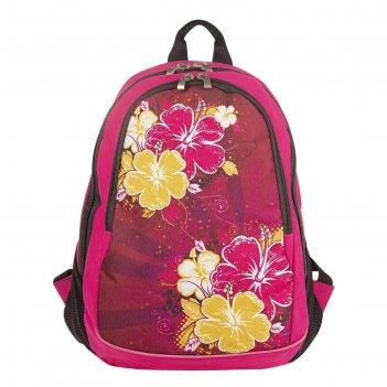 Рюкзак, розовый, 340x400x120