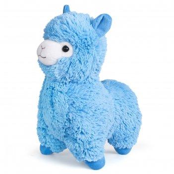 Мягкая игрушка «альпака» 28 см