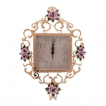 Часы square small rosaperla