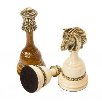 Шахматные фигуры королевские большие 211