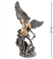 Ws- 30 статуэтка михаил архангел, побеждающий дьявола