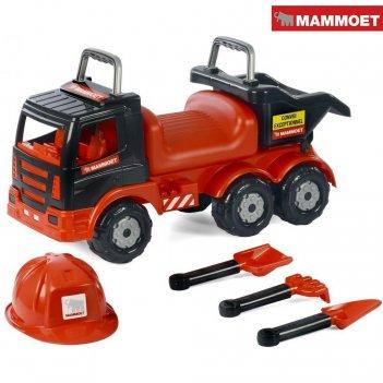 57082 200-02 mammoet автомобиль-каталка,каска,совок №23-грабли №23-лопата
