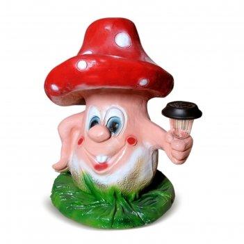 Светильник садовый гриб