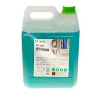 Средство для чистки сантехники wс-gel, канистра 5 кг